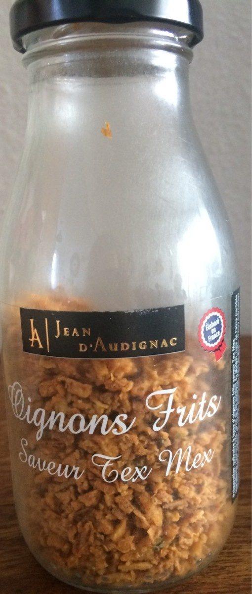oignons Frits saveur tex-mex - Product - fr