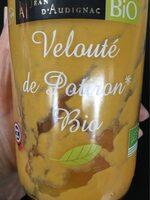 Veloute de potiron bio - Produit - fr