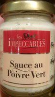 Sauce au poivre vert - Prodotto - fr