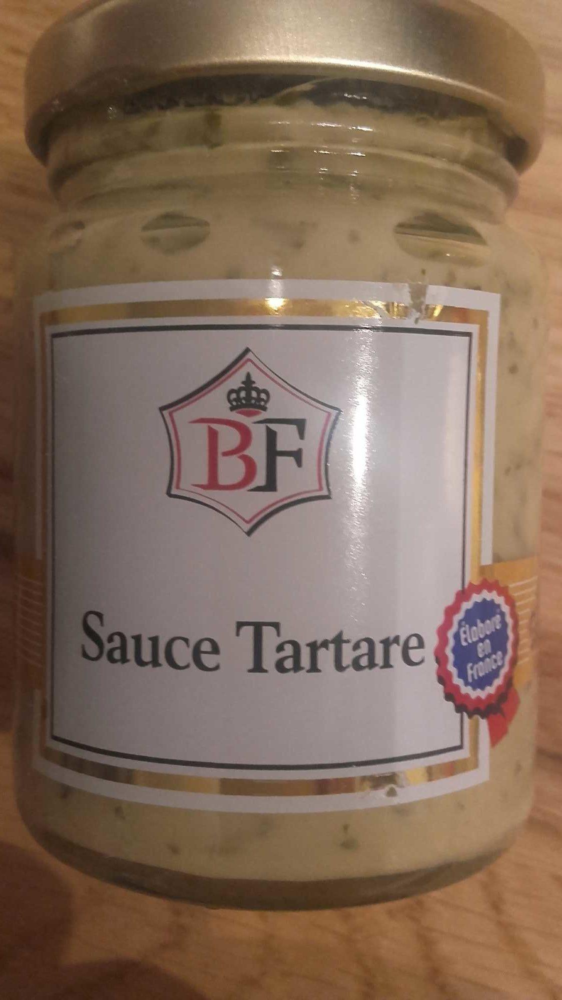 Sauce tartare - Produit - fr