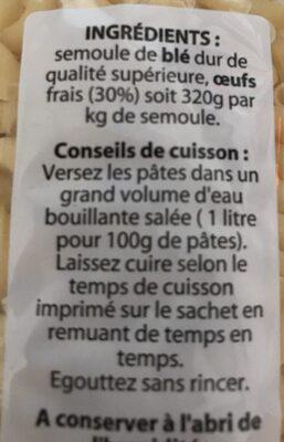 Pate d'Alsace - Ingredients