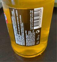 Boisson traditionnelle gazéifiée aux arômes de pêche abricot - Informations nutritionnelles - fr