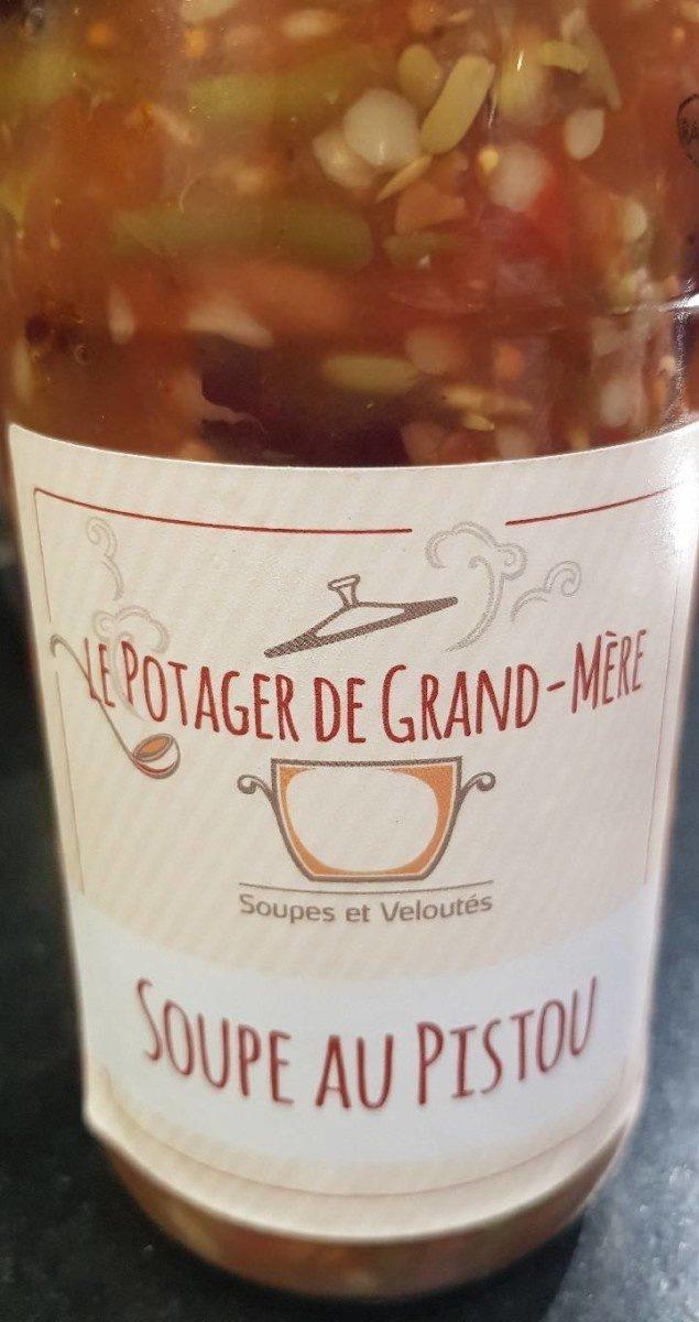 Soupe Au Pistou - Produit - fr