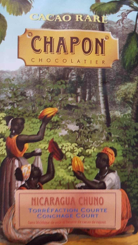 Chocolat Noir Chuno Nicaragua - Product - fr