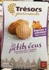 Les Petits Écus Oignon & Cheddar - Product