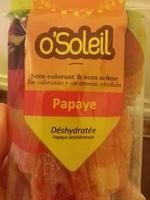 Papaye déshydratée - Produit - fr