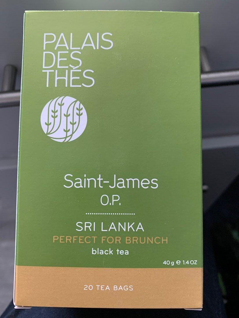 Saint-James O.P. Sri Lanka - Product - fr
