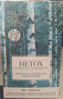 Thé detox scandinave défenses naturelles - Product - fr