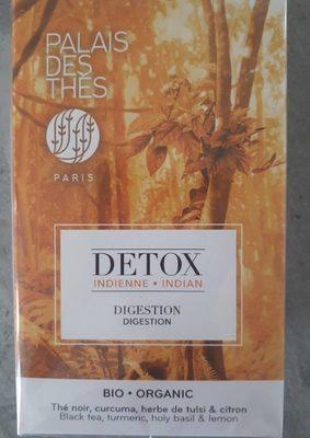 Thé détox (digestion) - Product - fr