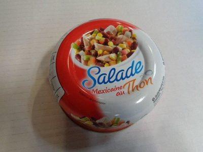 Salade Mexicaine de Thon - Produit - fr