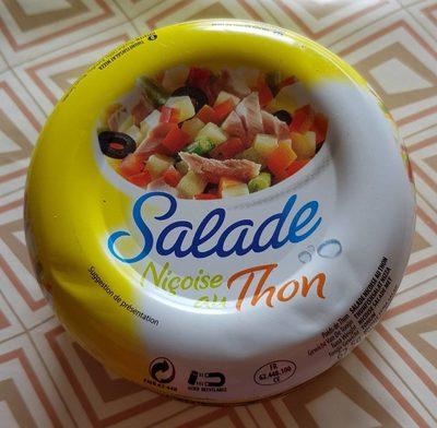 Salade Nicoise au Thon - Produit - fr