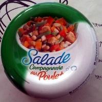 Salade Campagnarde de Poulet - Product - fr