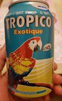Tropico exotique - Product - fr