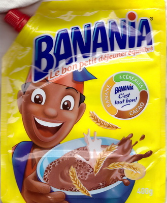 Poudre instantanée Banania - Product - fr