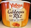 Gâteau de Riz Nappage Caramel 60 g - Product