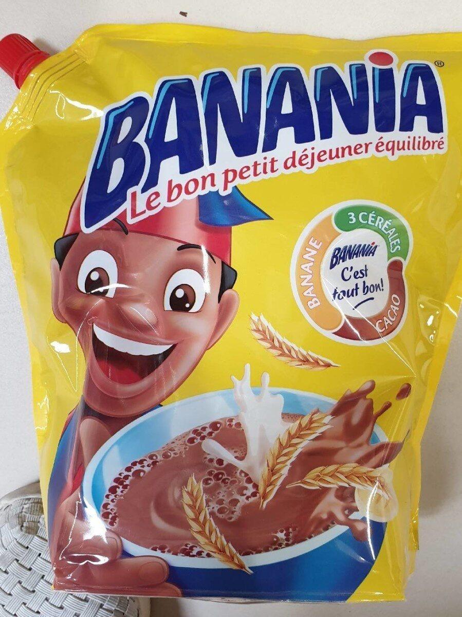Banania chocolat en poudre - Produkt - fr
