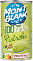 MONT BLANC Crème Dessert Pistache - Produit - fr