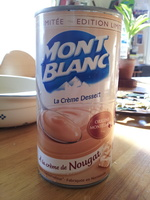 La Crème Dessert A la crème de Nougat - Product