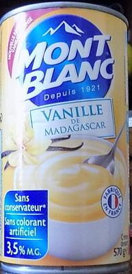 Vanille de Madagascar (3,5 % MG) - Produit - fr