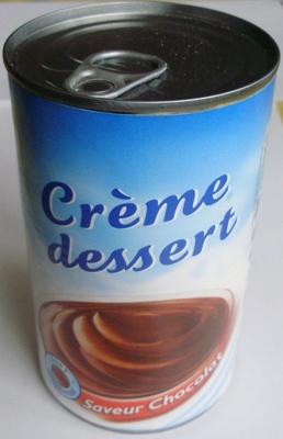 Crème dessert Saveur Chocolat - Product