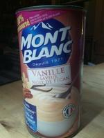 Crème vanille saveur noix de pécan - Produit - fr