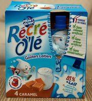 Récré O'lé Caramel - Produit - fr