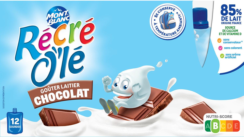Récré O'lé chocolat - Produit - fr