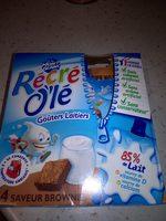 Récré O'lé Saveur Brownie - Produit