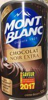 Chocolat Noir extra - Produit - fr