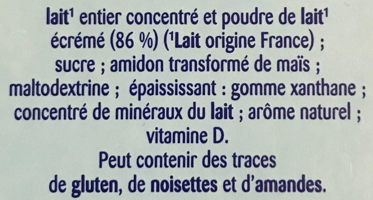 Récré O'lé Saveur Madeleine - Ingrediënten