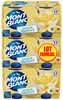 MONT BLANC Crème Dessert Saveur Vanille 3x4x125g Lot Familial - Prodotto