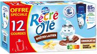 RÉCRÉ O'LÉ Chocolat/Saveur Vanille - Produit - fr