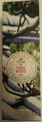 Thé Paris Kyoto - Product