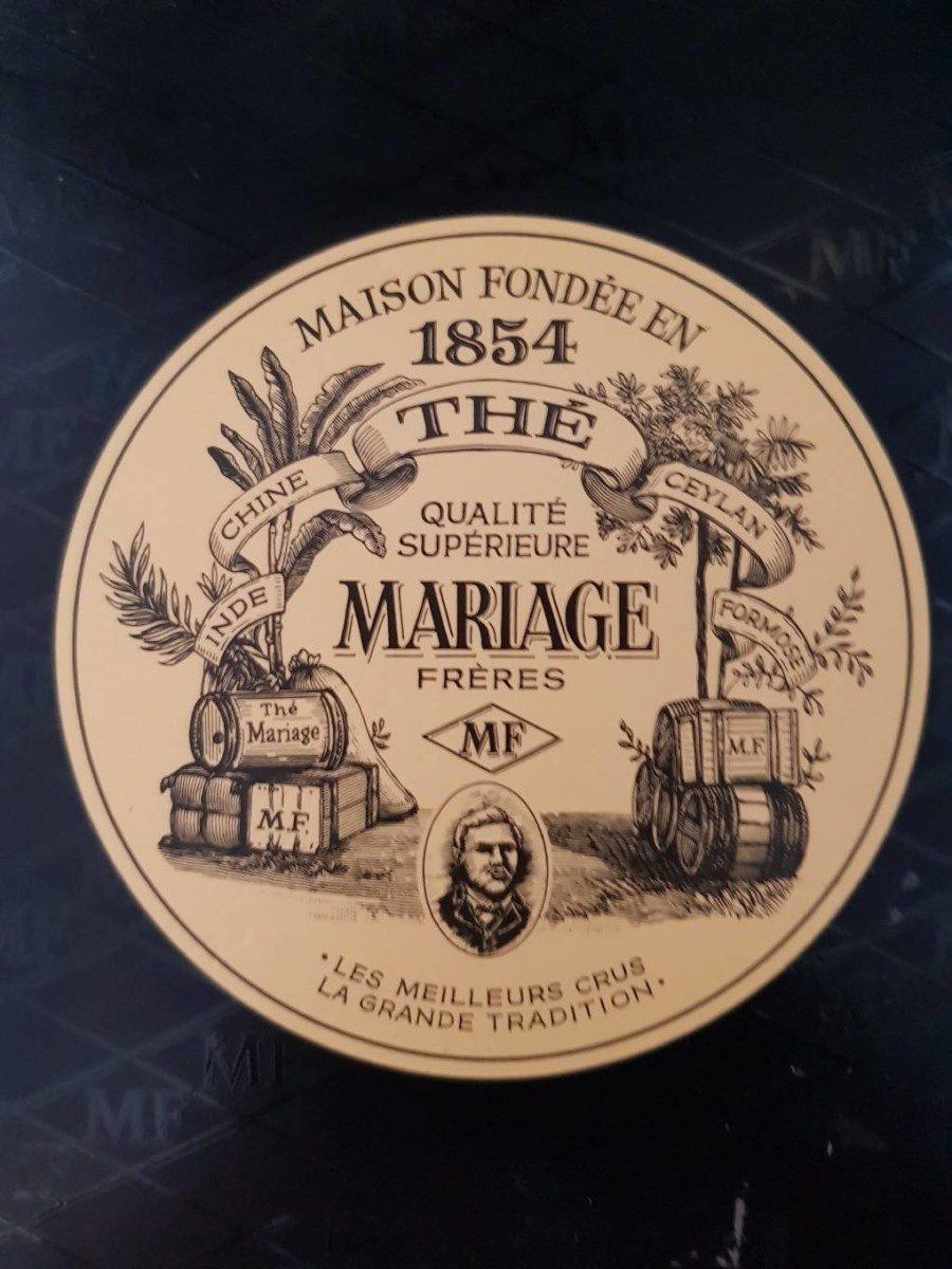 Marco Polo - thé noir en mousselines de coton - Produit - fr