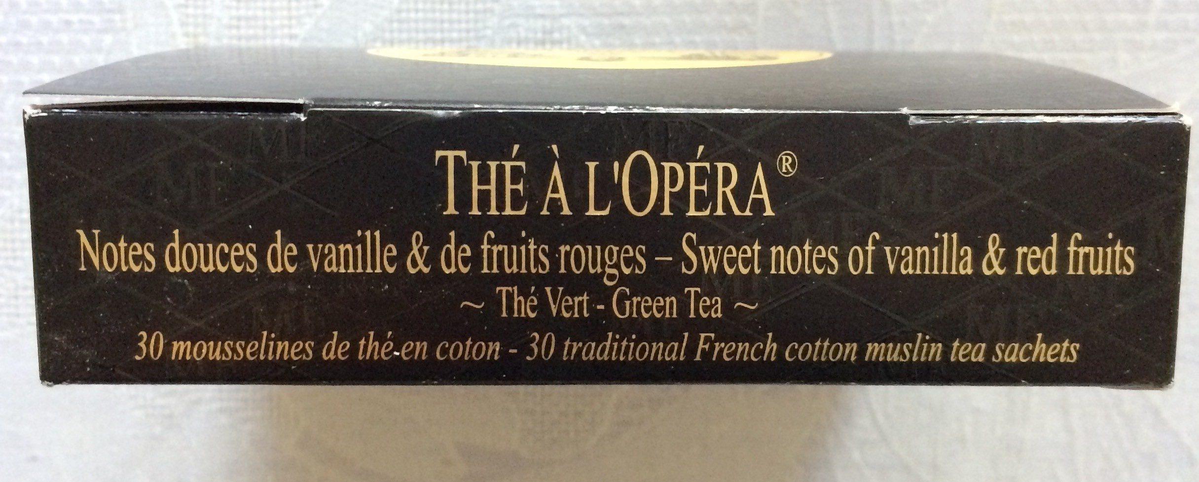 Thé à l'Opéra - Produit - fr