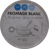 Fromage blanc (3,3 % MG) - Produit