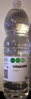 Vinaigre cristal (8% d'acidité) 1,5 litre - Product