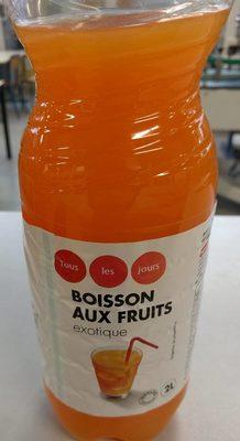 Boisson aux Fruits exotique - Produit