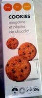 Cookies aux pépites de chocolat - Product - fr