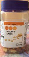 Biscuits salés - Prodotto - fr