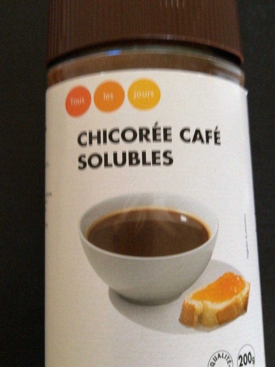 Chicorée café solubles - Ingredients