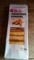 Madeleines longues - Prodotto - fr