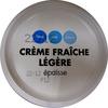 Crème fraîche légère épaisse - Produit