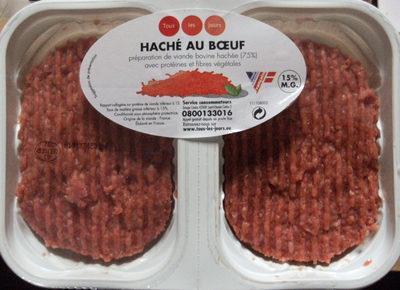 Haché au Bœuf - Product - fr