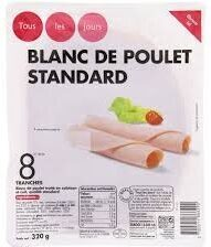 Blanc de poulet standard - Product