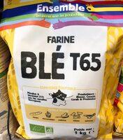 Farine de blé T 65 - Produit - fr