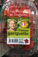 Fraises Gariguette - Produit - fr