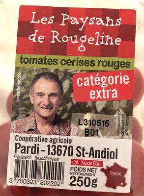 Tomate Cerise - Produit - fr