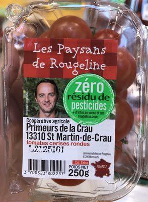 Tomates cerises rondes - Produit