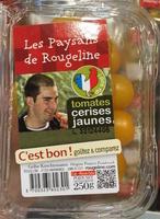 Tomates cerises jaunes - Produit - fr